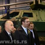 Нова фабрика борбених система