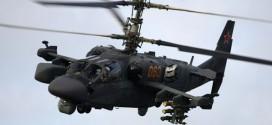 Један од најбољих борбених хеликоптера на свету Ка-52 Алигатор